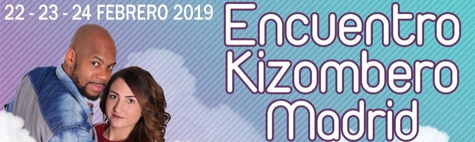 Encuentro Kizombero Madrid