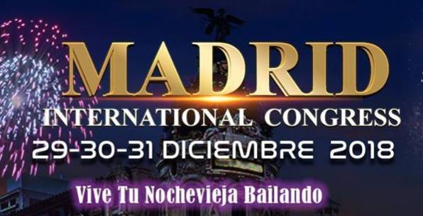 Madrid International Congress 2018