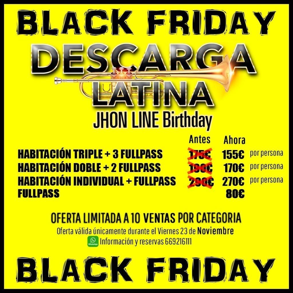 Descarga Latina Festival 2019