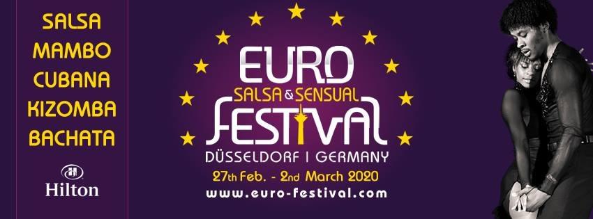 Euro Salsa & Sensual Festival Official 2020