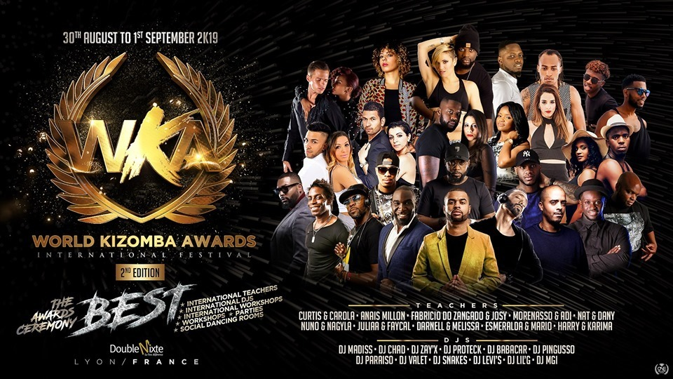 WKA-World Kizomba Awards Festival