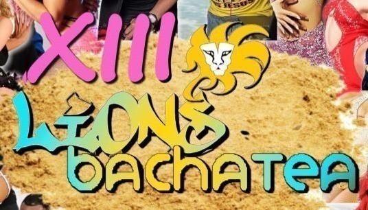 XIII Lions Bachatea 2019