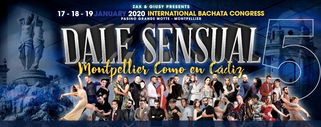 Dale Sensual 5 - Montpellier como en Cadiz