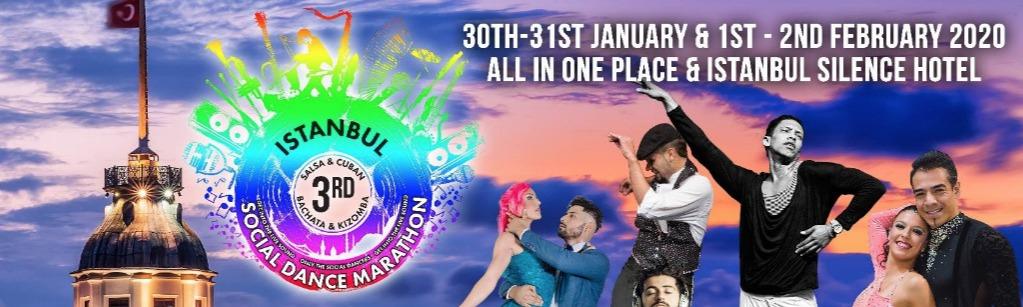 3rd Instanbul Social Dance Marathon