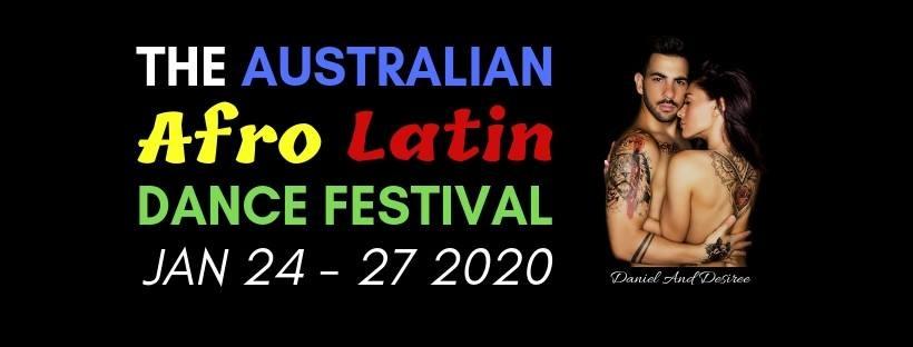 The Australian Afro Latin Dance Festival