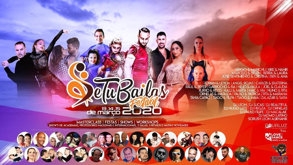 SeTuBailas Festival 2020