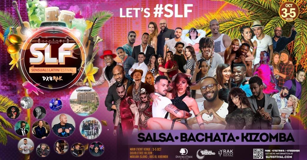 Sensual Latin Festival