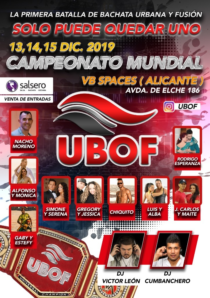 World Bachata Battle UBOF