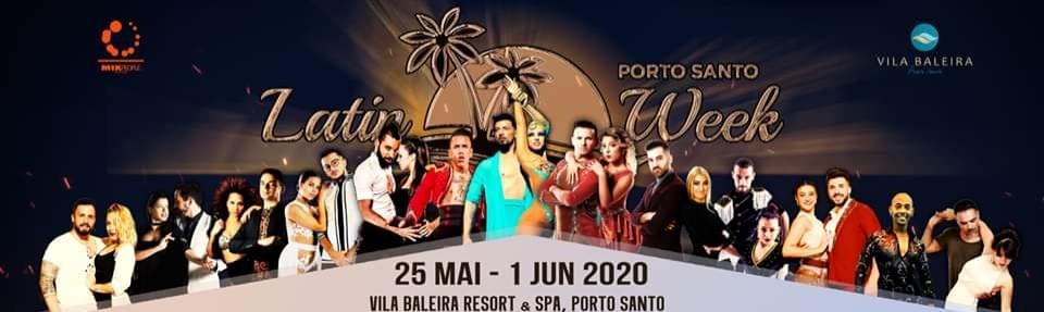 Porto Santo Latin Week