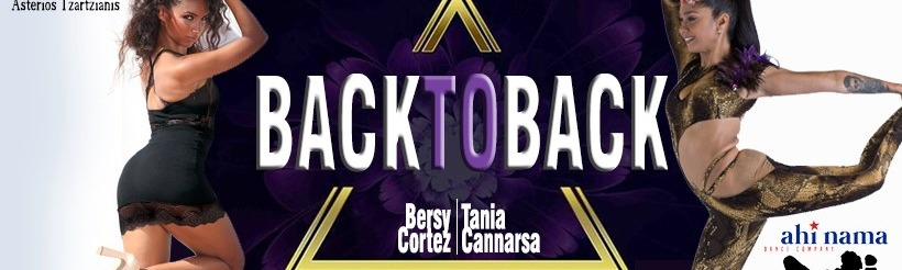 Tania Cannarsa & Bersy Cortez workshops