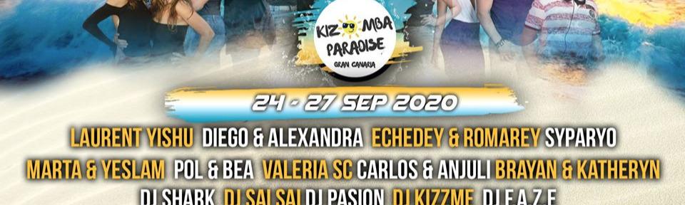 KIZOMBA PARADISE 2020