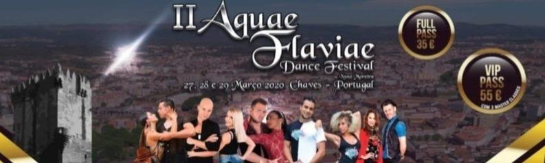 II Aquae Flaviae Dance Festival