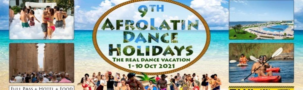 9th AfroLatin Dance Holidays - Egypt