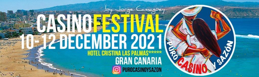 Puro Casino y Sazón Festival 2021